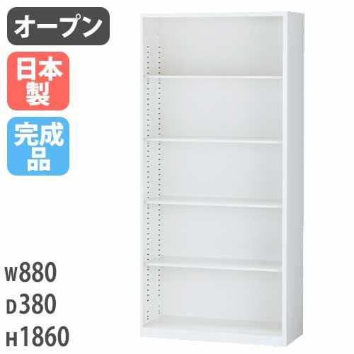 スチール引き違い書庫(高さ1110mm)