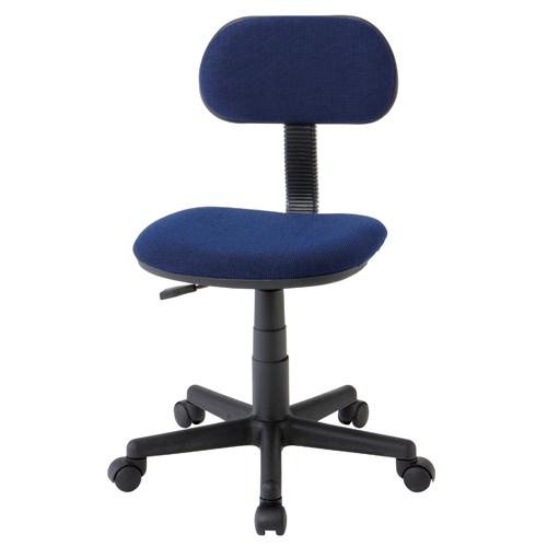 デスクチェア 椅子 布張り オフィス パソコンチェアー オフィス家具 E-100XS
