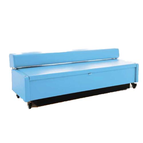 ワンロック式ソファベッド
